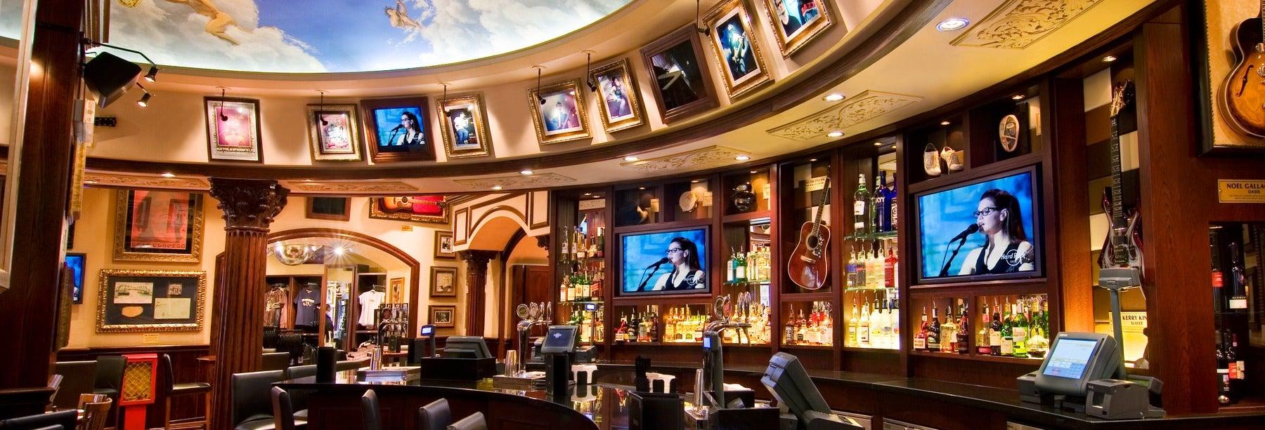 Comida o cena en el Hard Rock Cafe Roma