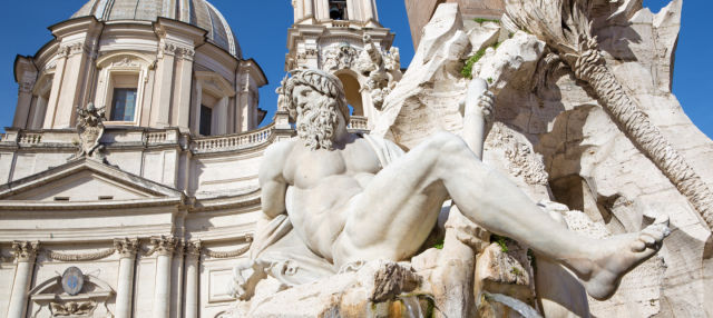Tour delle piazze e fontane di Roma