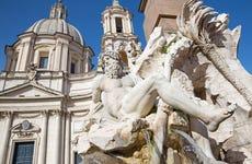 Visite guidée dans Rome