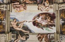 Primo accesso ai Musei Vaticani e alla Cappella Sistina