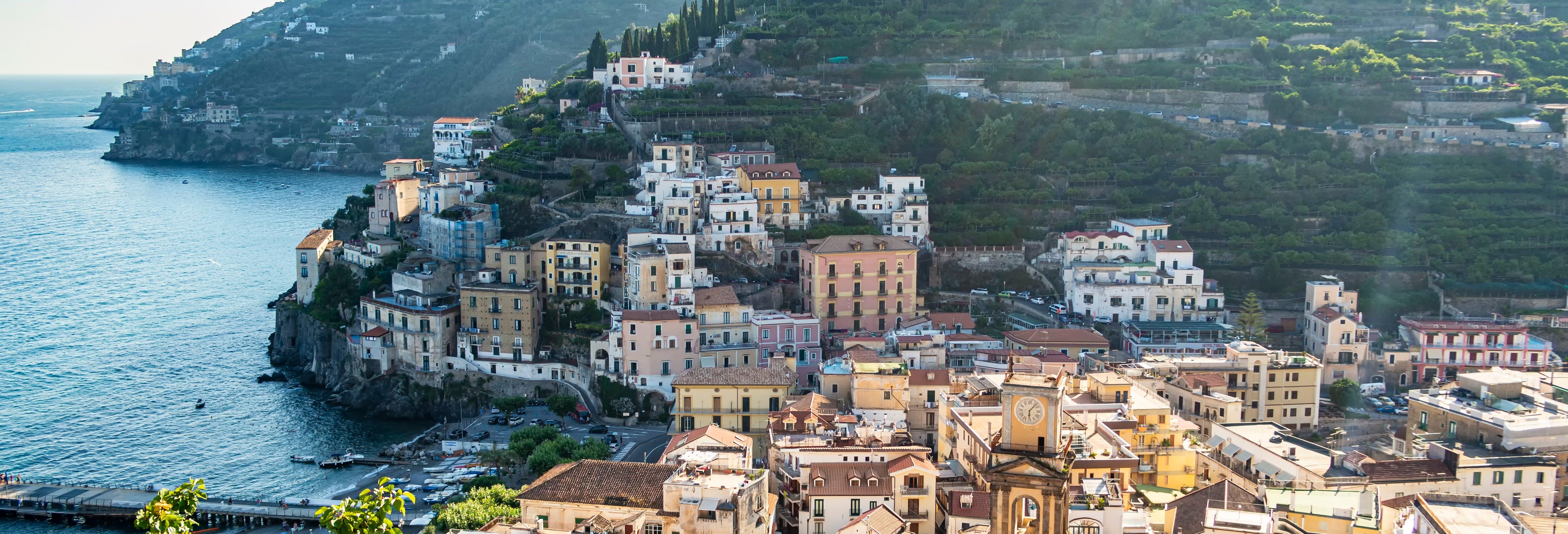 Pompeii and Amalfi Coast Tour: 3 Days