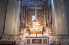 Tour por la Basílica de San Pedro + Necrópolis