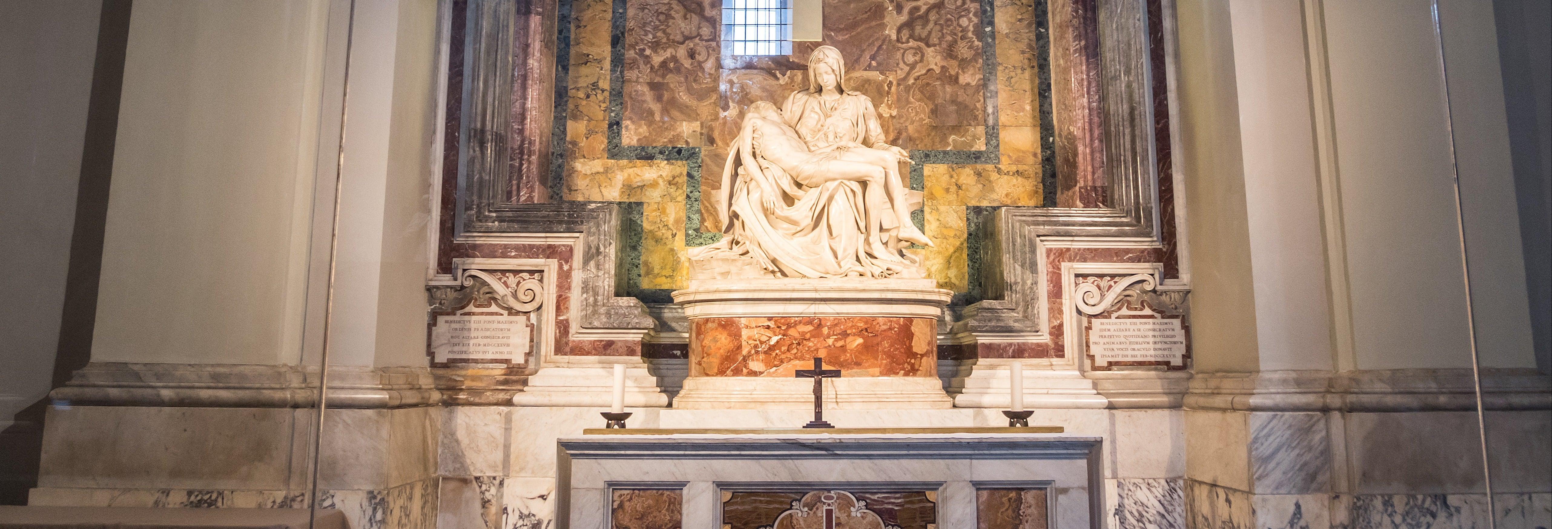 St. Peter's Basilica and Necropolis Tour