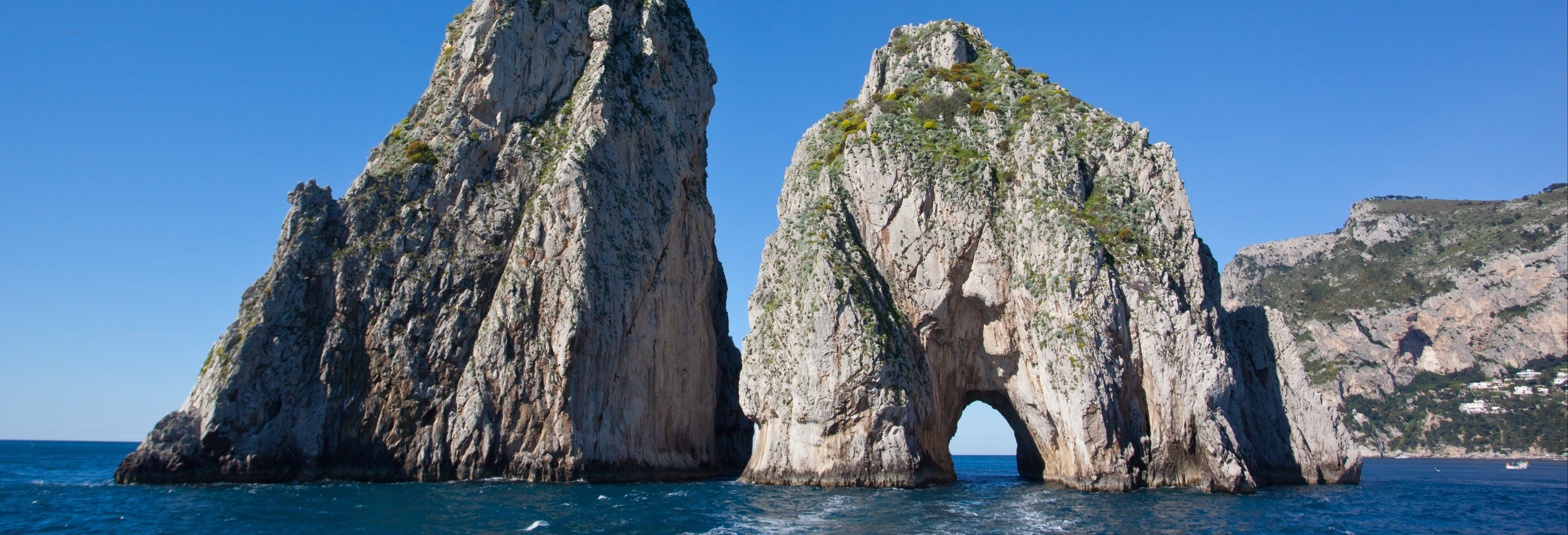 Tour de 2 o 3 días a la isla de Capri
