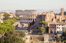 ¿Escala en Roma? Tour desde el aeropuerto