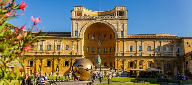 Tour privado por el Vaticano