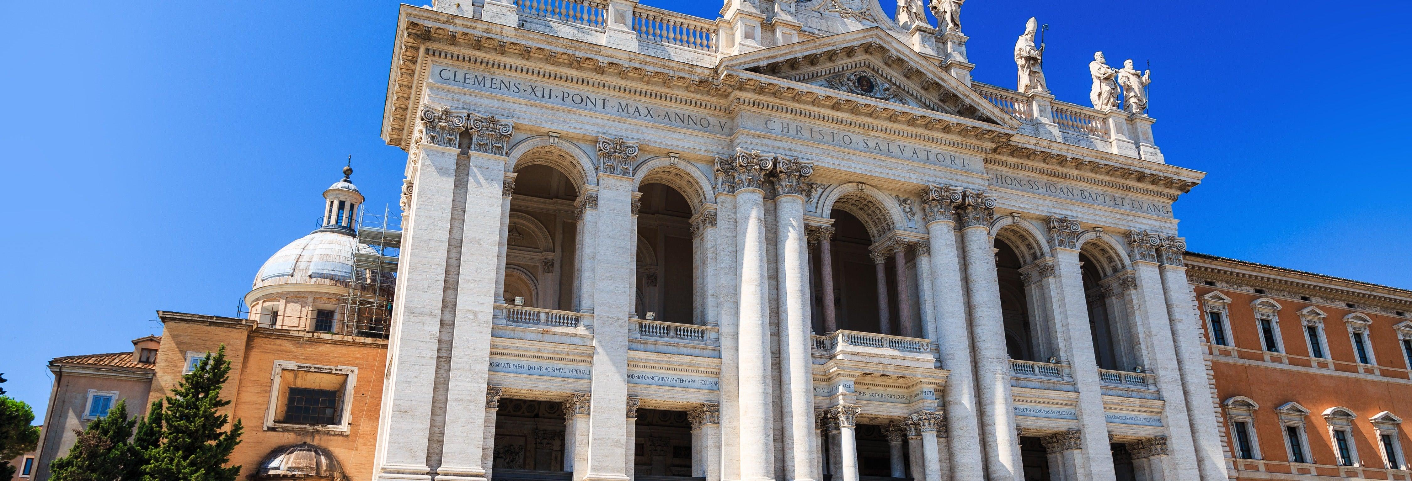 Tour pela Roma cristã e pelas catacumbas