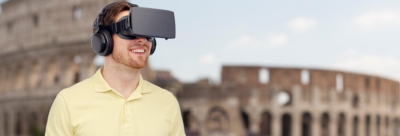 Roma y sus subterráneos + Experiencia de realidad virtual
