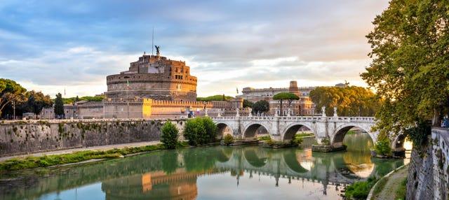 Visita Guiada Pelo Castelo De Sant Angelo Com Subida Ao Terraço Roma