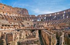 Colosseum Underground Tour, Roman Forum & Palatine Hill