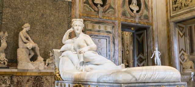 Visita guiada por la Galería Borghese