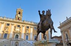 Visita guidata dei Musei Capitolini e dei dintorni