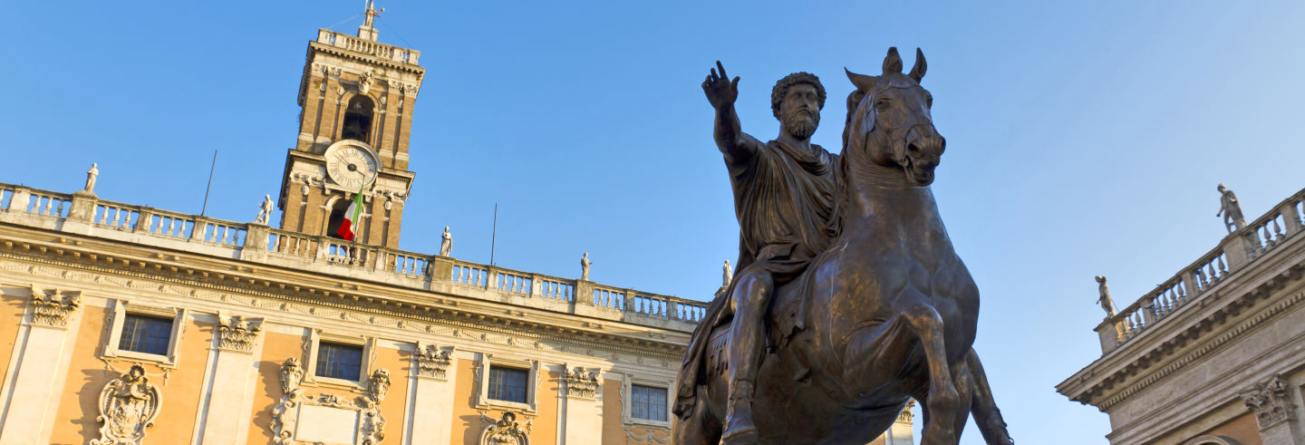 Capitoline Museum Guided Tour