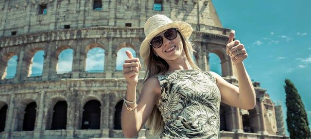 Visita guiada pelo Coliseu, Fórum e Palatino