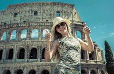 Visita guiada por el Coliseo, Foro y Palatino