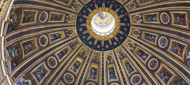 Visita guiada por el Vaticano