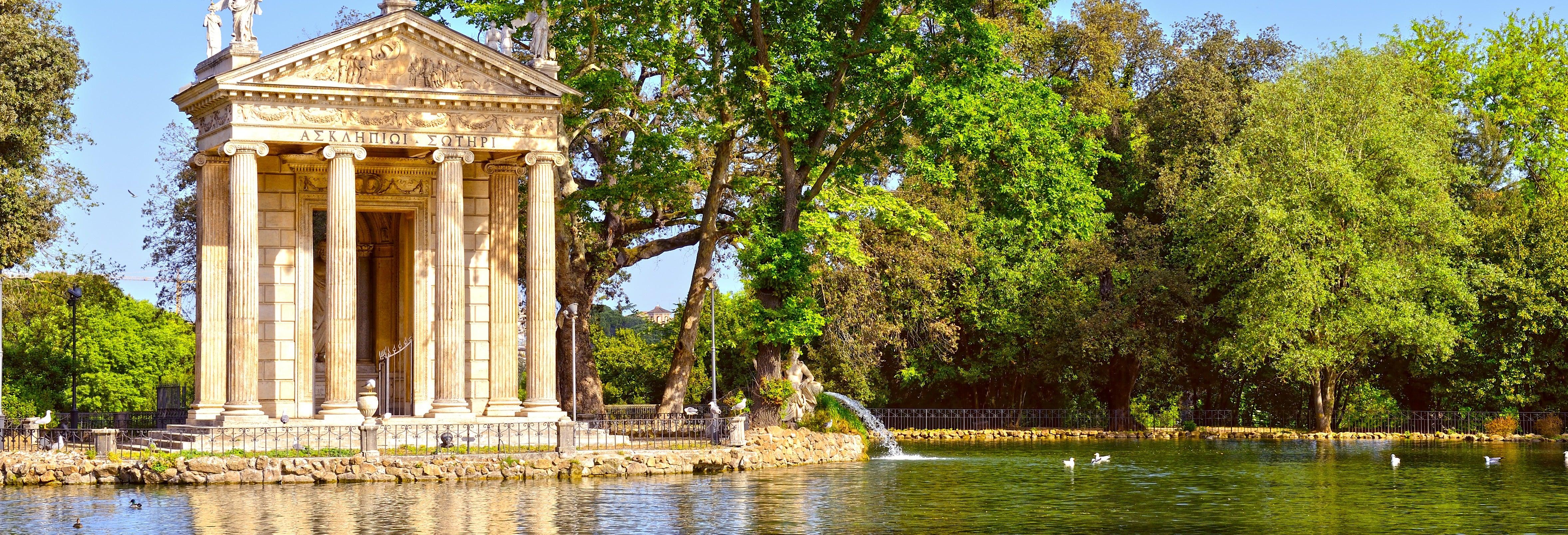 Visita guidata di Villa Borghese