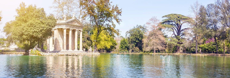 Visita a Villa Borghese + Entrada al Bioparco