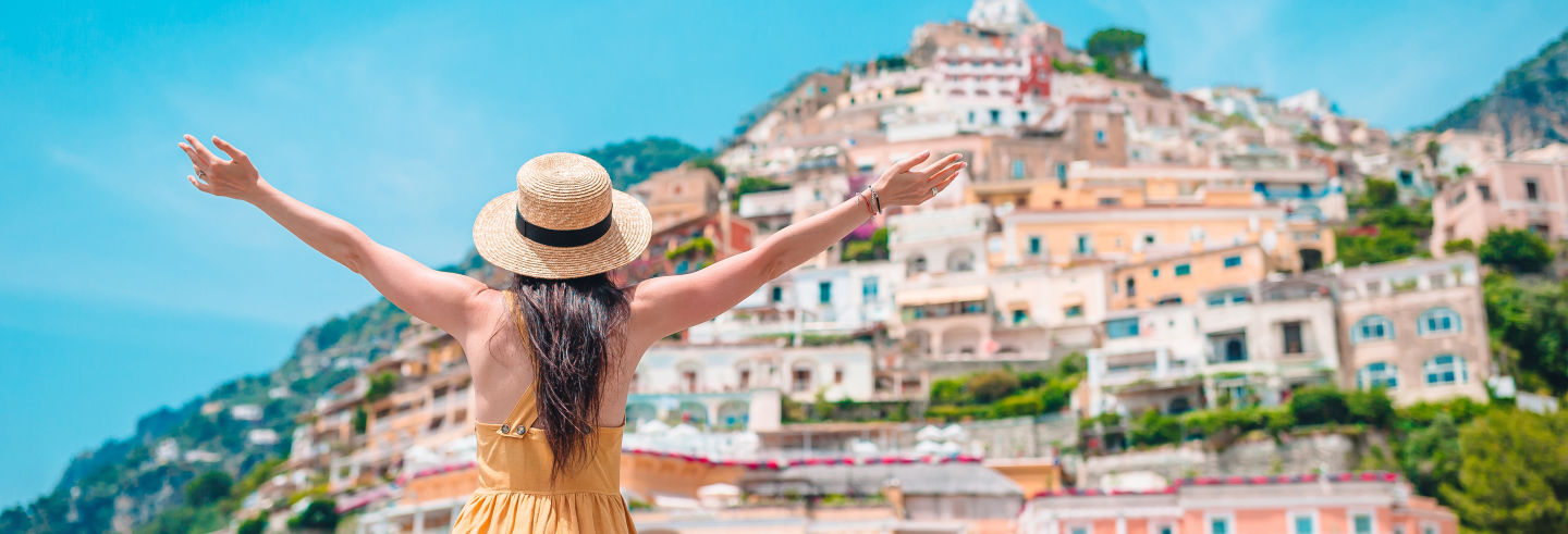 Excursión en barco por la Costa Amalfitana