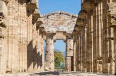 Excursión a Paestum + Visita a una fábrica de mozzarella