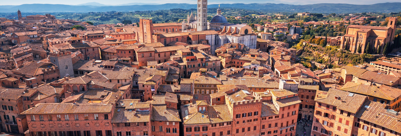 Tour privado por Siena con guía en español