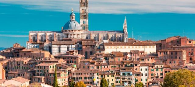 Visita guidata di Siena
