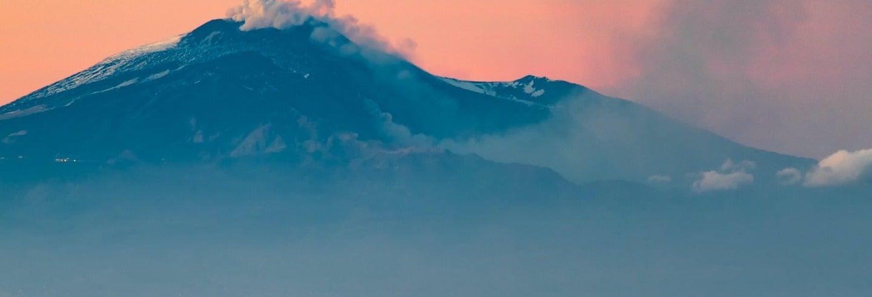 Escursione sull'Etna e a Taormina