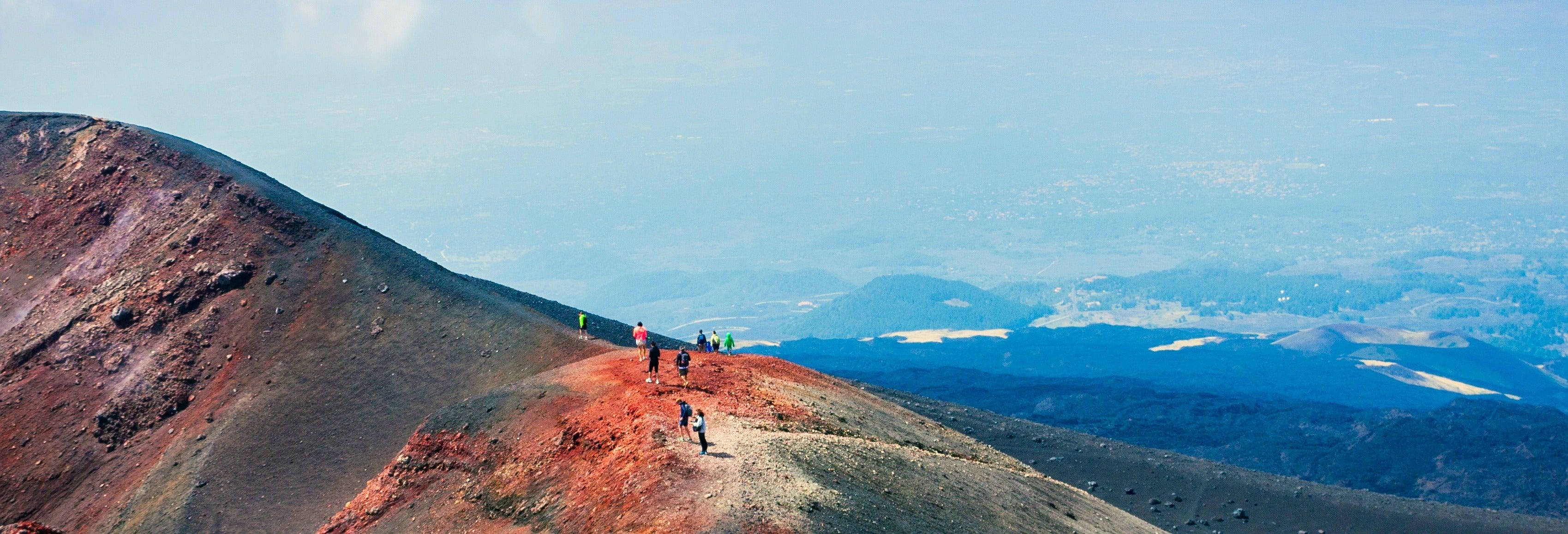 Escursione all'Etna e a Zafferana Etnea