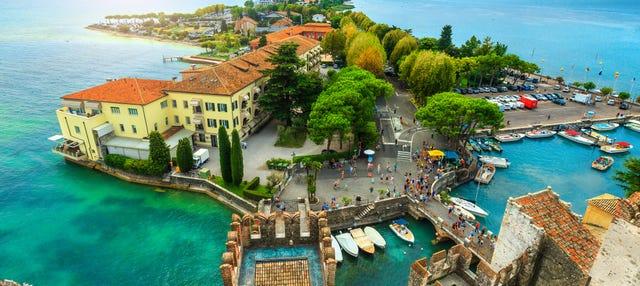 Giro in motoscafo sul Lago di Garda