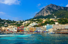 Excursion to Capri by Boat