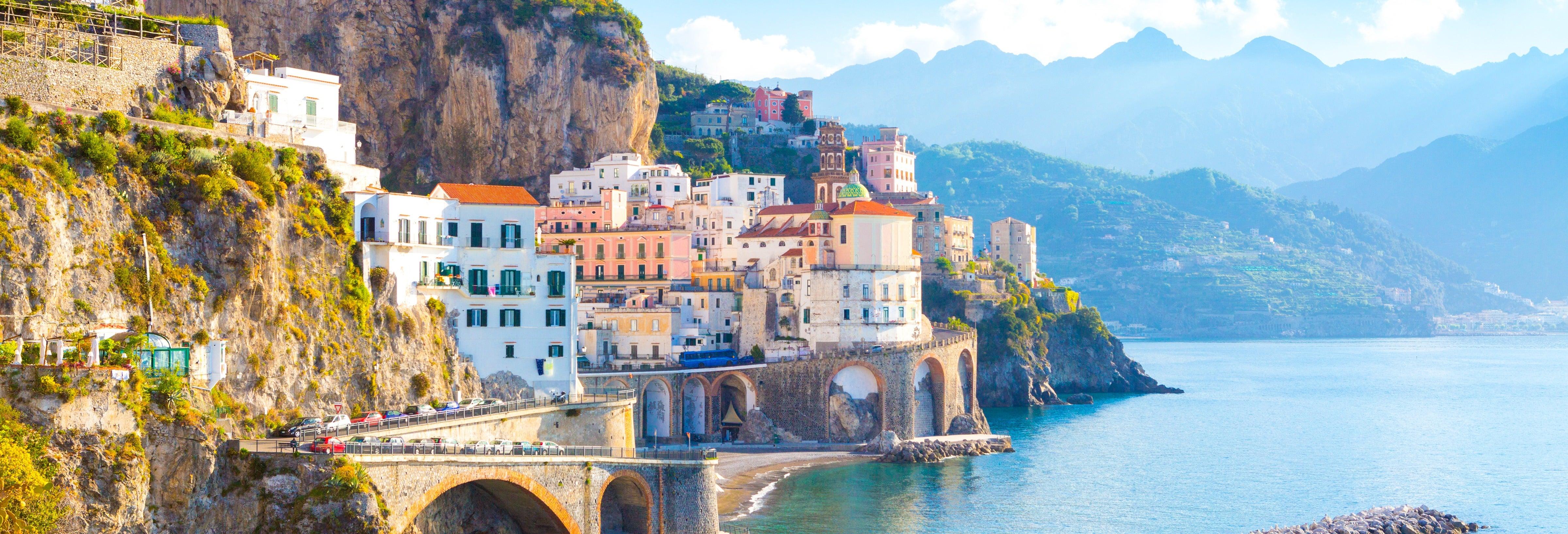 Excursão pela Costa Amalfitana