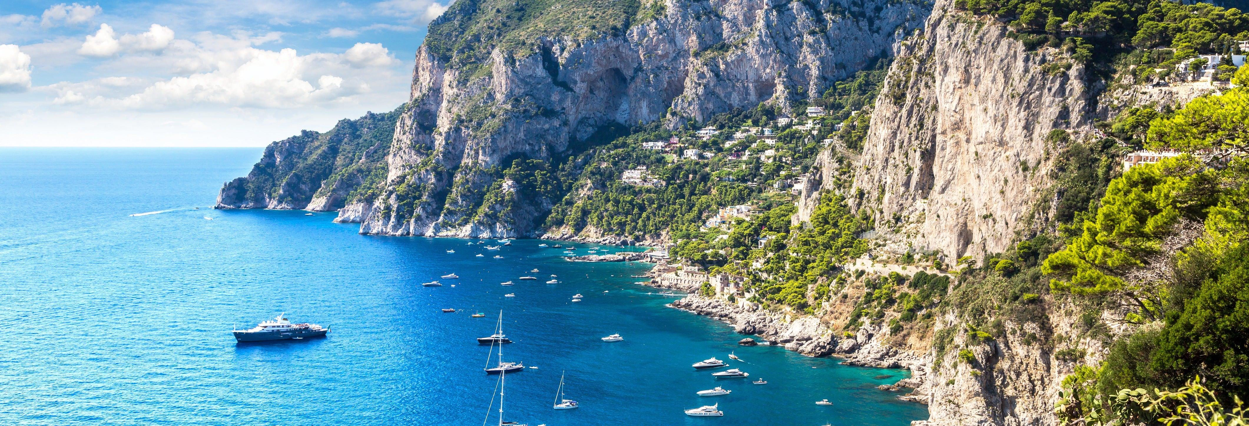 Excursión a la isla de Capri