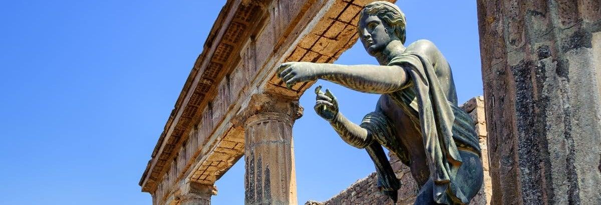 Pompeii and Vesuvius Day Trip