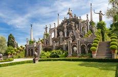 Battello turistico per Isola Bella