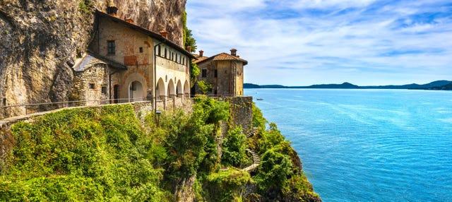 Giro in barca sul Lago Maggiore