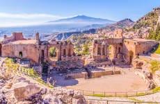 Tour dell'Etna e di Taormina