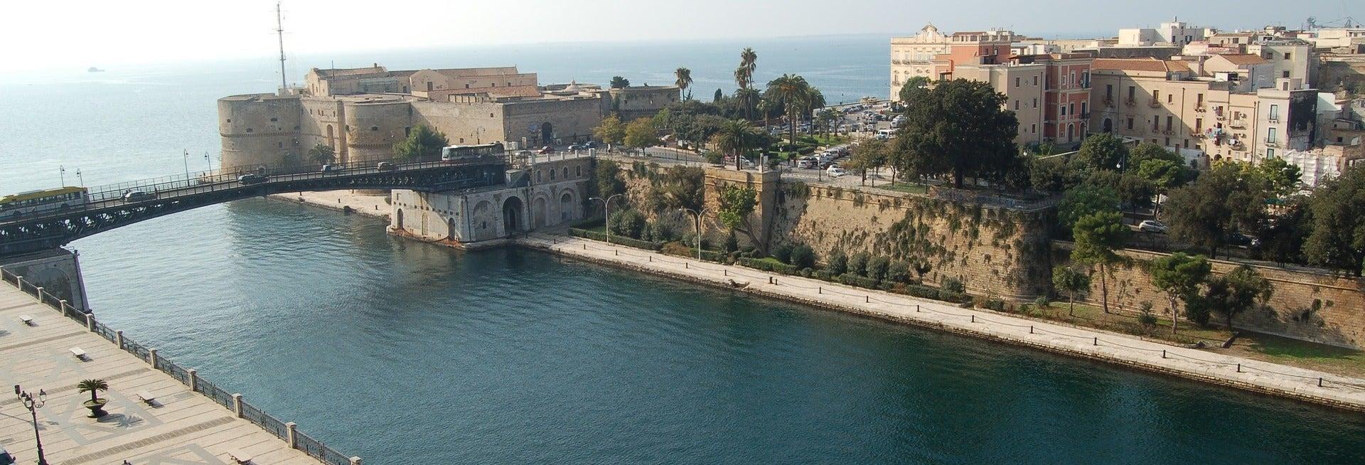 Tour privato di Taranto