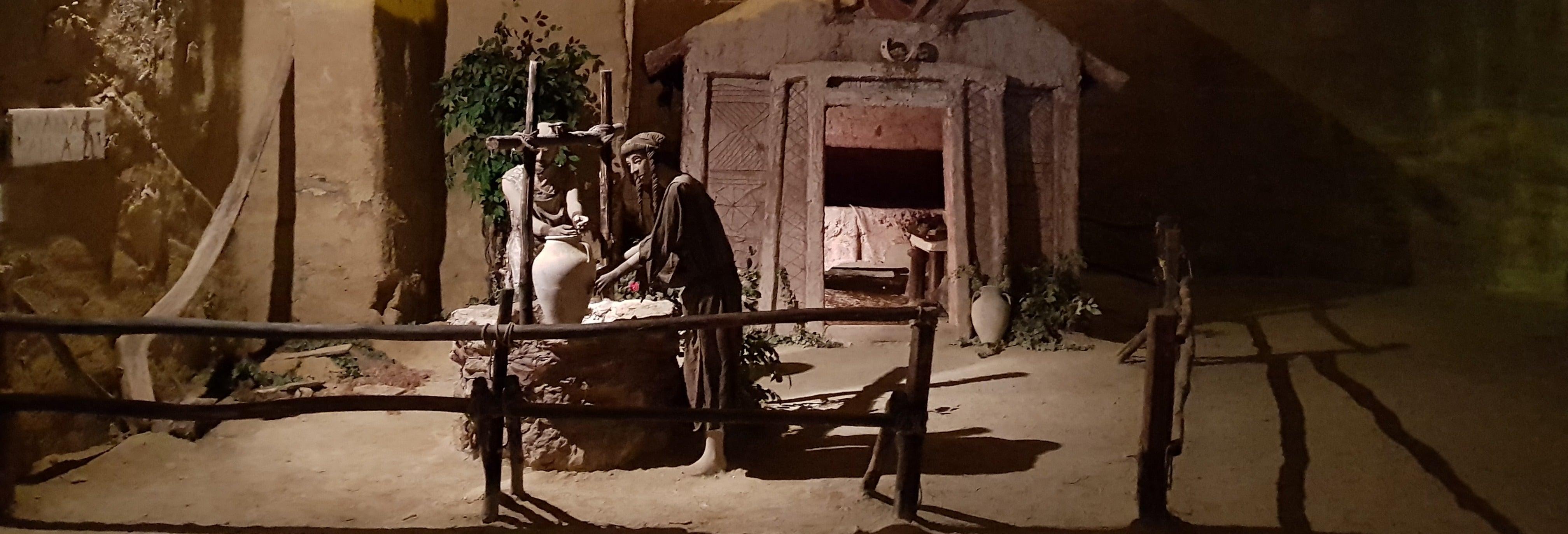 Visita guiada por Etruscopolis