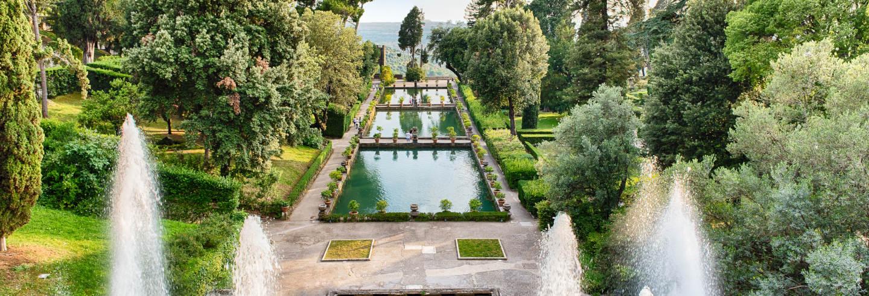Visita guidata di Villa d'Este