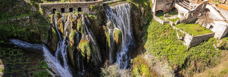 Visita guidata di Tivoli + Villa Gregoriana