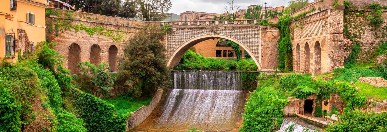 Visita guidata di Villa Gregoriana