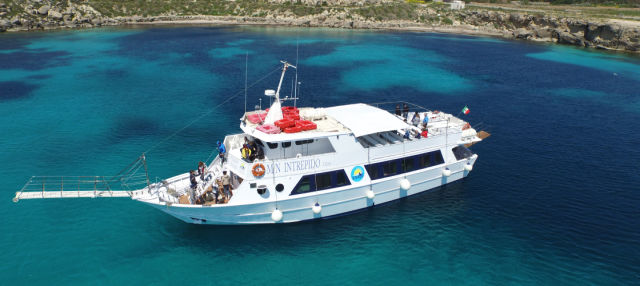 Favignana & Levanzo Cruise
