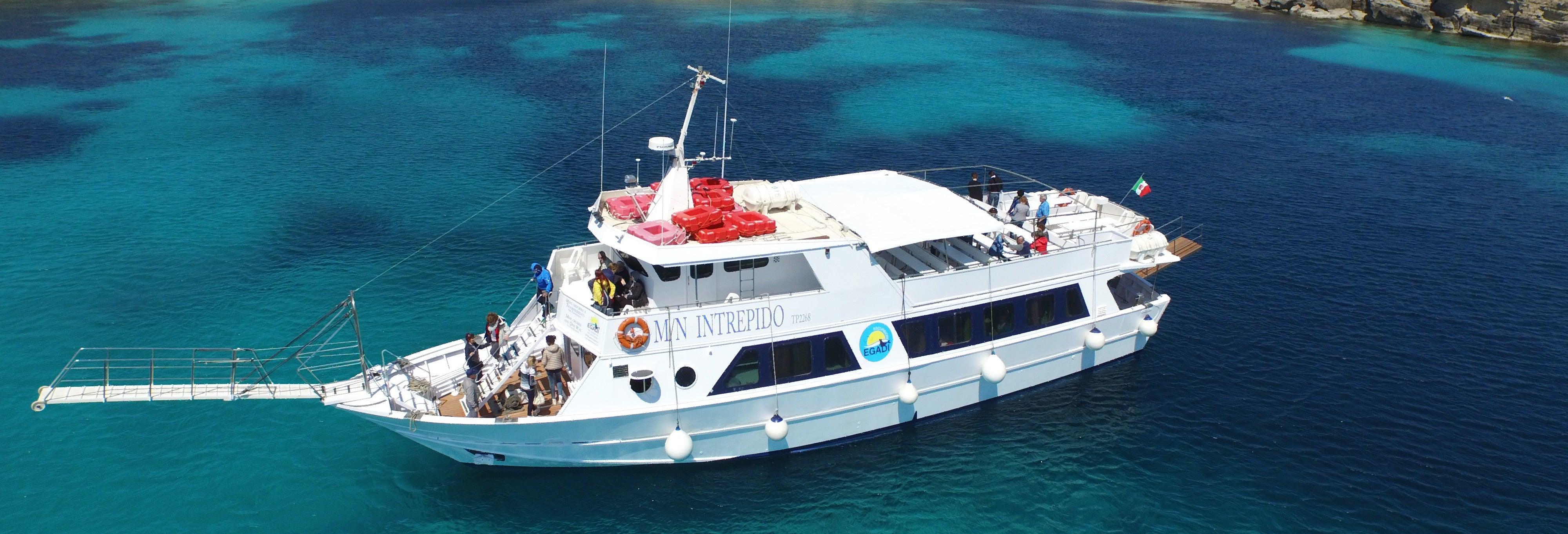 Crucero por Favignana y Levanzo