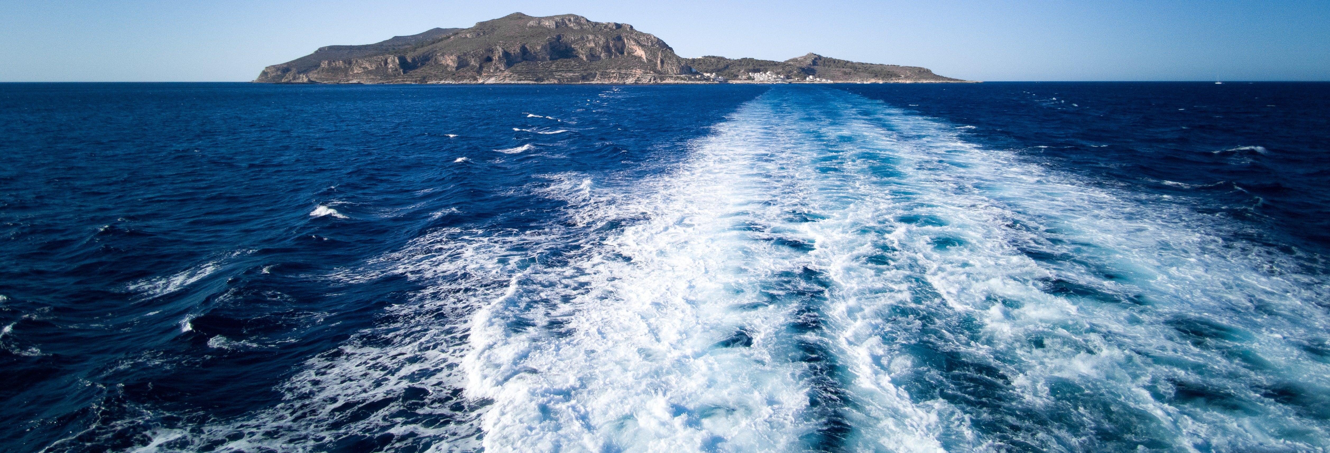Escursione a Favignana e Levanzo in barca