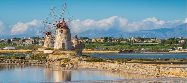 Escursione alle Saline dello Stagnone + Giro in barca