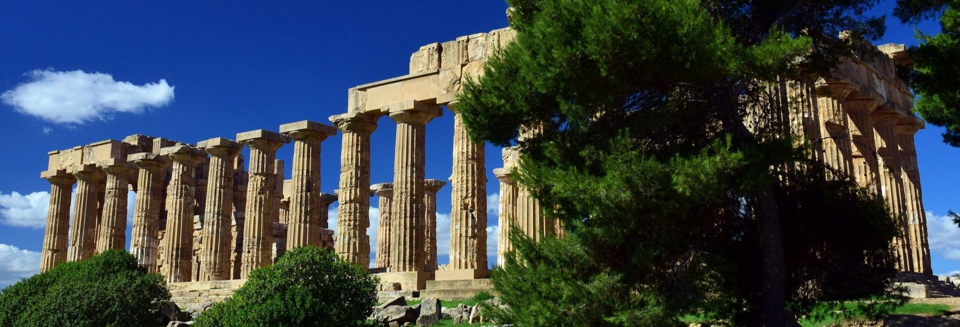Excursion à l'Acropole de Sélinonte et ses plages