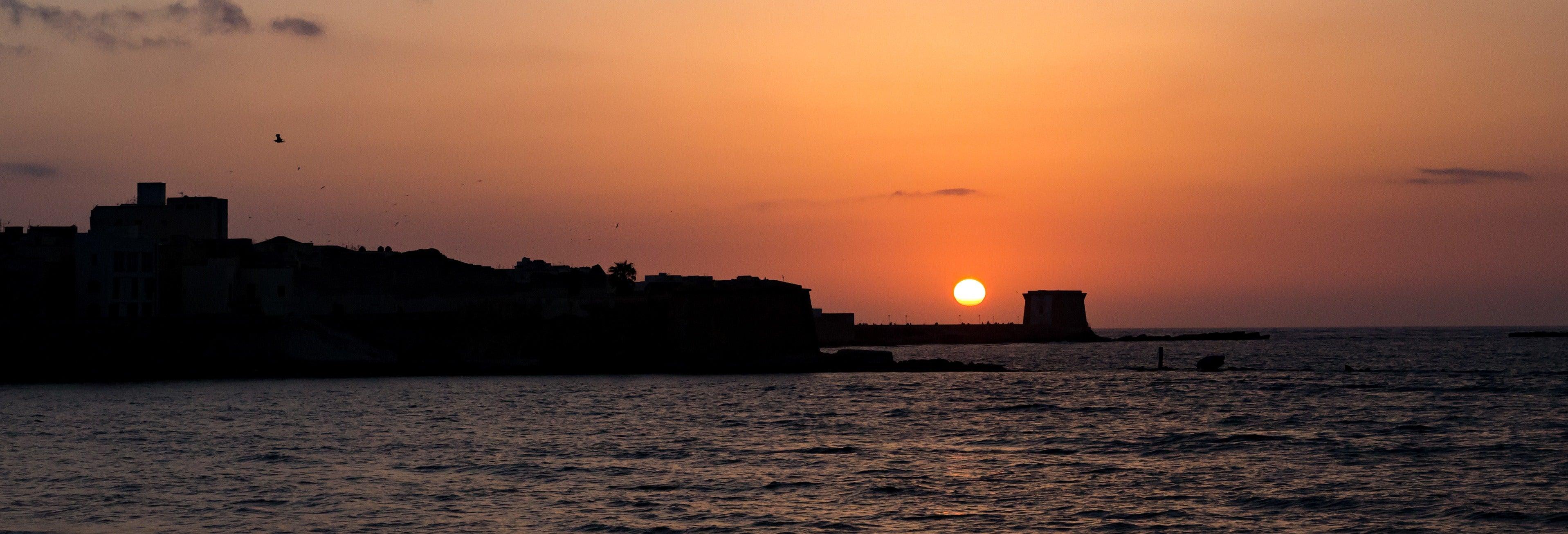 Trapani Sunset Boat Tour