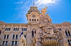 Autobus turistico di Trieste