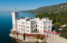 Tour panoramico di Trieste + Castello di Miramare
