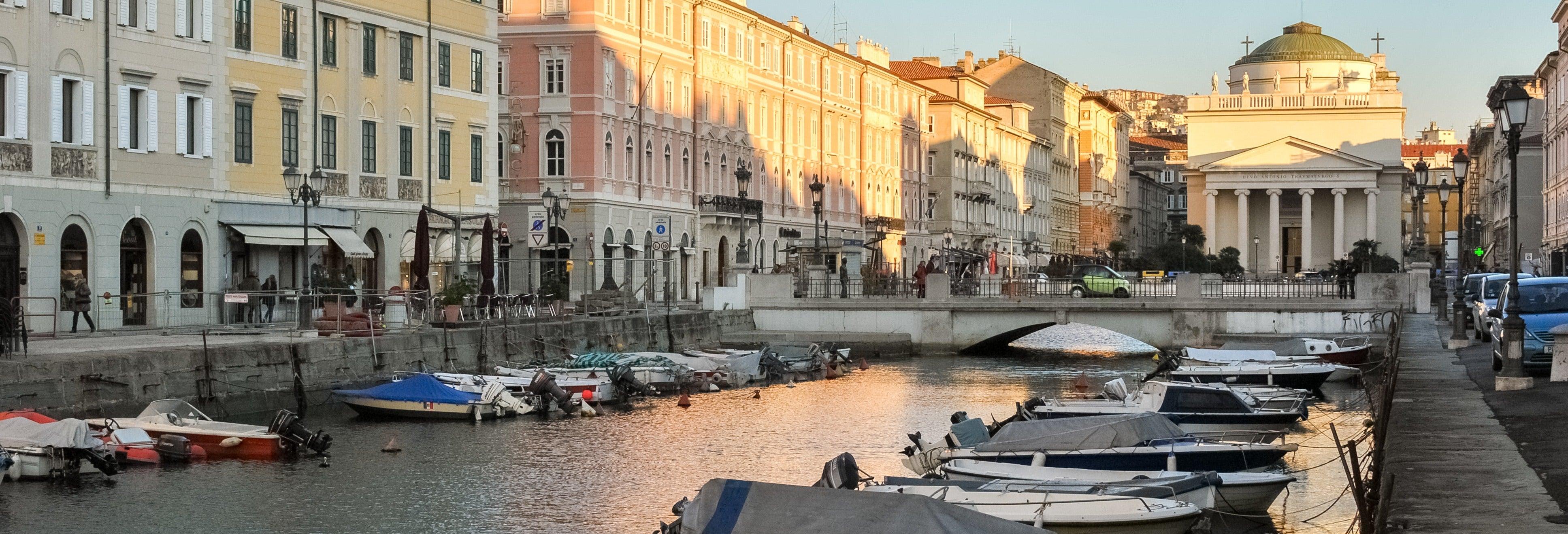 Tour por Trieste para cruceros